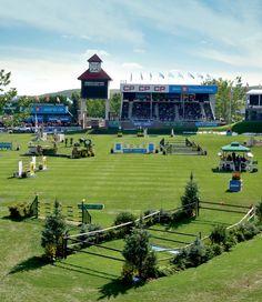 Calgary's CSIO Spruce Meadows 'Masters'