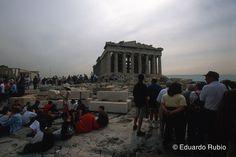 GRECIA Atenas Partenon 3-imp