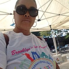 Giving back at the International Friendship Day sponsored by the Brooklyn Borough President Eric Adams