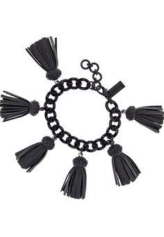 Ella Fringe Bracelet Tassel Necklace, Bracelets, Jewelry, Charm Bracelets, Jewellery Making, Jewlery, Arm Bracelets, Bangles, Jewelery