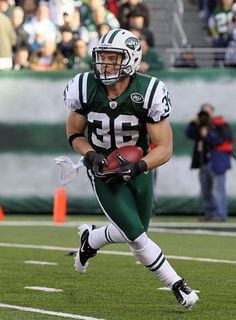 Jim Leonhard, College Football Walk-On Wisconsin Safety   NFL Career:  Buffalo, Baltimore, Jets and Broncos