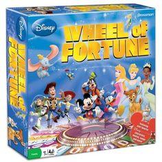 Disney Wheel of Fortune by Pressman Toys, http://www.amazon.com/dp/B0046CG6S8/ref=cm_sw_r_pi_dp_G5L6qb1PZ8NC3