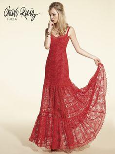 #SanValentin se viste de rojo. ¡Y yo me quedo con todos los vestidos que os propongo! ;) #vestidos #modafiesta @Charo Ruiz Ibiza