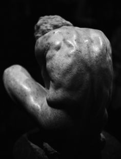 Michaelangelo: I love the detail of each muscle as if they were strained while the figure was hunched over. Michaelangelo may be well known, but he is still one of my favorite high rennaissance sculptors.