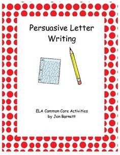 persuasive writings