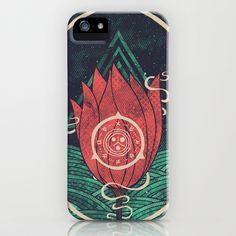 Pulsatilla+Patens+iPhone+&+iPod+Case+by+Hector+Mansilla+-+$35.00