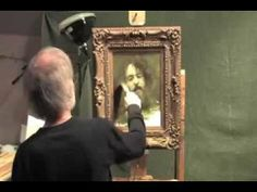 ▶ How to Paint a portrait with Dennis Sheehan - YouTube