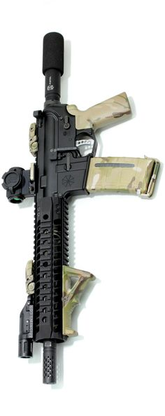In case your wife says she only wants you to have pistols... Umbrella Corp AR-15 pistol setup by AR15new.com