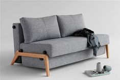Cubed 140 Wood Sofa