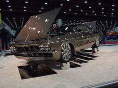 """""""The Imposter"""", un Chevrolet Impala 1965 creación de Chip Foose"""