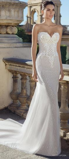 Rica Sposa Wedding Dress Collection 2018