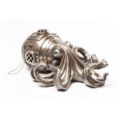 Box Steampunk Octopus