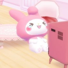 Aesthetic Images, Sanrio Characters, My Melody, Just For Fun, Animal Crossing, Hello Kitty, Aesthetics, Icons, Cartoon