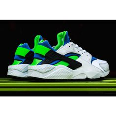 e4214c1824104 The Scream Green colorway of the Nike Air Huarache dates back to produced  during the runner s original run. Since then