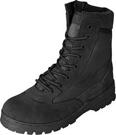 """Outdoor Stiefel """"Patriot"""" mit seitlichem Reißverschluss - http://on-line-kaufen.de/normani/outdoor-stiefel-patriot-mit-seitlichem"""