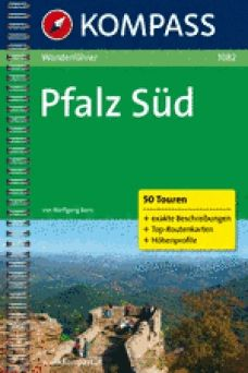 Pfalz Süd : KOMPASS Wanderführer