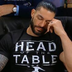 Wwe Superstar Roman Reigns, Wwe Roman Reigns, Roman Reings, John Cena, Wwe Superstars, Roman Empire, Hot Guys, Handsome, Husband