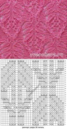 Best 11 View the message – Inbox Mail – – SkillOfKing. Lace Knitting Stitches, Lace Knitting Patterns, Knitting Charts, Easy Knitting, Loom Knitting, Knitting Designs, Knitting Projects, Stitch Patterns, Filet Crochet