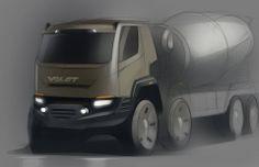 動態時報相片 Cool Trucks, Cool Cars, Future Trucks, Industrial Design Sketch, Bike Photo, Truck Design, 4x4, Car Sketch, Camping Car