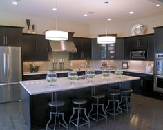 The Kitchen at The Preston, Plan 2559