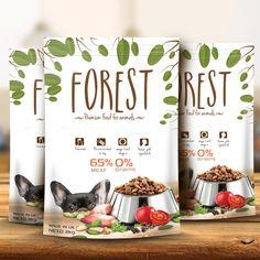 pet food packaging design - Google Search