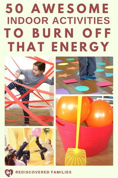 50 Of The Best Fun Indoor Winter Activities for Families