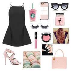 """""""Girly girl"""" by mags232 ❤ liked on Polyvore featuring Thierry Lasry, Casetify, Michael Antonio, Chanel, ASOS, NYX and NARS Cosmetics"""