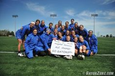 Lady Gator Lacrosse 2012 - Back-to-Back ALC Regular Season Champions