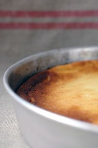 Corsican Cheesecake (Fiadone); via Chocolate & Zucchini.