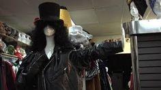 Go to http://halloweencostumestore.net/go for your Halloween costumes. Homemade Costumes of 1980s Rock Stars : Homemade Halloween Costume Ideas