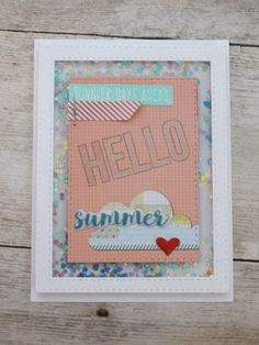 Scrappy Corner: Card Kit SSS - Agosto #40 y #41