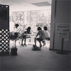 テスト勉強なう。 #30jidori #地撮り #宇部市 #オンパク #山口県 @ ときわ湖水ホール http://instagram.com/p/fb8YullAvh/