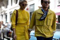 Milan Men's Fashion Week SS18: the strongest street style   British GQ