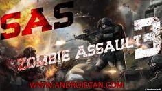 Download SAS Zombie Assault 3 Mod Apk v3.10 Unlimited Money Terbaru 2017 - SAS Zombie Assault 3 Mod Apk Download ini adalah game android yang berbasis action. Game ini dikembangkan oleh perusahaan ninja kiwi, game ini bergenre horror seperti judulnya kalian sebagai tentara harus membasmi zombie di daerah perkotaan.  Ada banyak sekali macam-macam senjata yang dapat kalian beli/upgrade di dalam game ini. Ada senjata shotguns,pistols,smgs,assault rifle dan lain-lain. Upgrade senjata kalian…