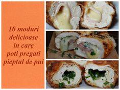 10 moduri delicioase in care poti pregati pieptul de pui - CAIETUL CU RETETE