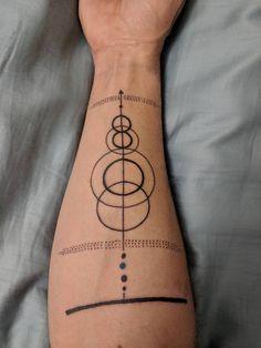 My new solar system, by Keith Reynolds at Allegiance Ink in Augusta, GA : tattoo. - My new solar system, by Keith Reynolds at Allegiance Ink in Augusta, GA : tattoos - Tattoos Arm And Hand, Arm Tattoo, Cover Tattoo, Line Art Tattoos, Body Art Tattoos, Tatoos, Nerd Tattoos, Space Tattoos, Tattoo Mistakes