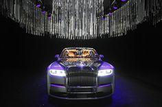 あらゆるラグジュアリーのベンチマーク──ロールス・ロイスが新型ファントムを発表|自動車ニュース(高級車・スポーツカー)|GQ JAPAN