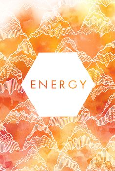 Word of the Year - Energy - Jo Klima - Maps to Herself