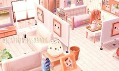 Acnl living room