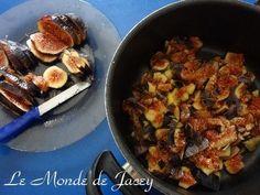 Feigenmarmelade Iron Pan, Pork, Meat, Kitchen, Fresh, Recipies, Kale Stir Fry, Cooking, Kitchens