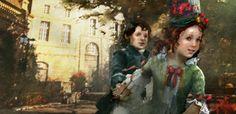 Assassins Creed Unity Concept Art