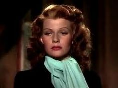 """Rita Hayworth -- (10/17/1918-5/14/1987). Dancer & Film Actress. Movies -- """"The Strawberry Blonde"""" as Virginia Brush, """"You'll Never Get Rich"""" as Sheila Winthrop, """"Affair in Trinidad"""" as Chris Emery, """"Salome"""" as Princess Salome, """"Fire Down Below"""" as Irena, """"Separate Tables"""" as Ann Shankland, """"The Money Trap"""" as Rosalie Kenny, """"The Naked Zoo"""" as Mrs. Golden and """"The Wrath of God"""" as Señora De La Plata. She died from Alzheimer's Disease, age 68. Born: Margarita Carmen Cansino."""