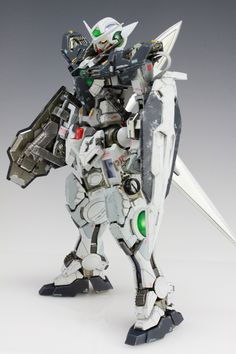 MG 1/100 Prototype Gundam Exia - Customized Build
