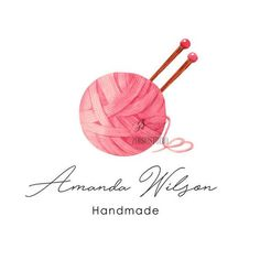 Items similar to Knitting Premade Logo Yarn Logo Needles Logo Design Sewing Logo knit Handmade Clothes logo Watercolor Custom Business Card Branding on Etsy – Awesome Knitting Ideas and Newest Knitting Models Quick Crochet Patterns, Sewing Patterns For Kids, Sewing Projects For Kids, Logo Design, Custom Design, Sewing To Sell, Clothing Logo, Custom Business Cards, Sewing For Beginners