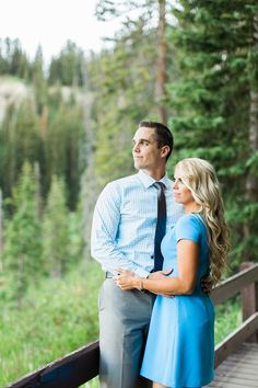 AK Studio Design | Abbey Kyhl | Utah Wedding Photographer | Utah Engagement Photography | Utah Mountain Engagement Photography | Blue Summer Dress | White Summer Dress | Light Gray Dress Pants | Emily + Ryan Engagements | Salt Lake City Utah Engagement Photography | AKStudioDesign.com
