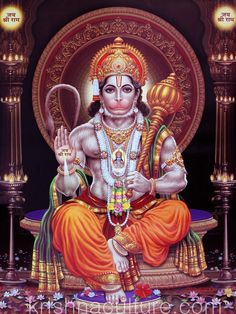 Shri Hanuman Aarti Lyrics in English - Exploring the Hinduism and Astrology Hanuman Photos, Hanuman Images, Lakshmi Images, Lakshmi Photos, Hanuman Aarti, Hanuman Chalisa, Hanuman Tattoo, Hanuman Ji Wallpapers, Indiana