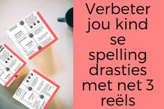 Leer jou kind beter spel — 6 onverwagse wenke | oolfant.com: tuisskool in Afrikaans Preschool Binder, Preschool At Home, Preschool Games, Stem Activities, Spelling For Kids, Spelling Words, Teaching Aids, Teaching Tools, Afrikaans Language