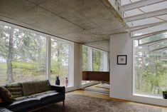 The Common Office have designed Villa Altona, a home in Törnskogen, Sweden, that is surrounded by forest.