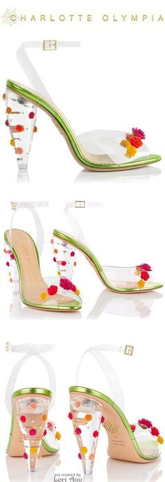 Charlotte Olympia I See Right Through You - Cruise 2015