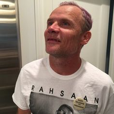 Red Hot Chili Peppers have a new album The Getaway and the journey has had personal challenges and bassist Flea understands and has overcome the pain. .
